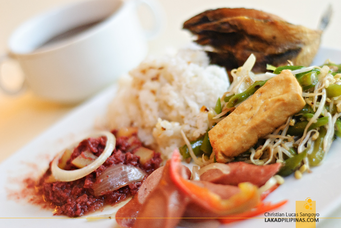 Breakfast Buffet at the Venezia Hotel in Legazpi City