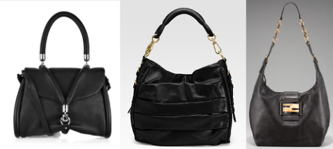 Christian Louboutin Miss Rope Bag, Christian Dior Libertine Hobo, Fendi Forever Borsa Hobo