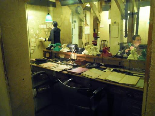 Churchill War Rooms - from London top 10