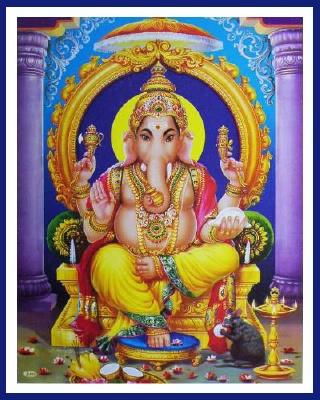 Om Gam Ganapataye Namaha - 1008 times Chanting