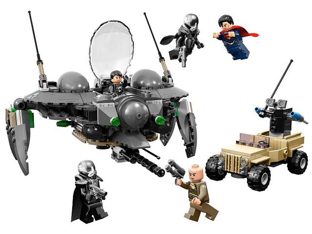 レゴ スーパーヒーローズ スーパマン スモールビルの戦い 76003