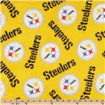 Pittsburgh Steelers (Scatter) Cloth Diaper