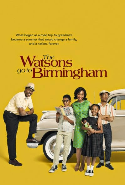Poster Of English Movie The Watsons Go to Birmingham (2013) Free Download Full New Hollywood Movie Watch Online At Alldownloads4u.Com
