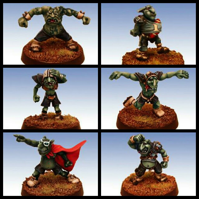 Goblins Blood Bowl Neomix