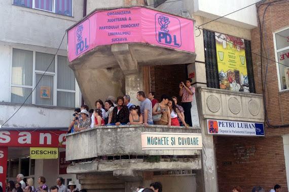 Sediul PDL Suceava