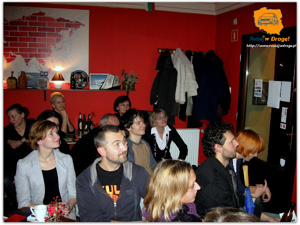 prezentacja Ruszaj w Drogę w Poludniku 18