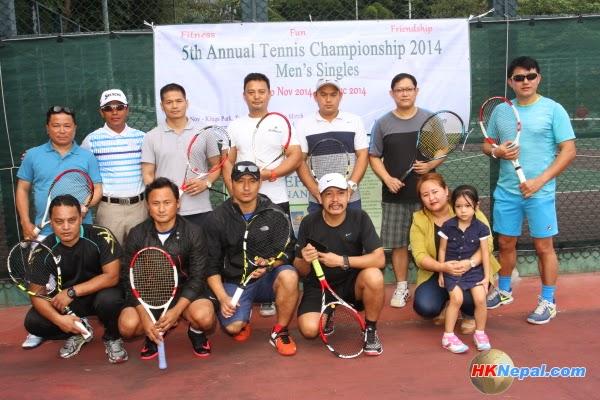 5th Annual Tennis Championship 2014 (Photo)