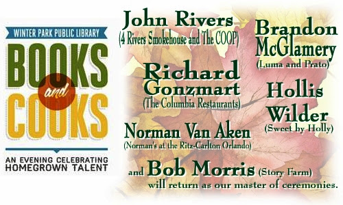 Books & Cooks, Winter Park Library