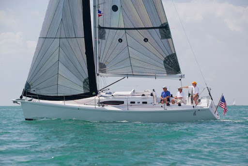 J/108 shoal performance cruising sailboat Featured Boats