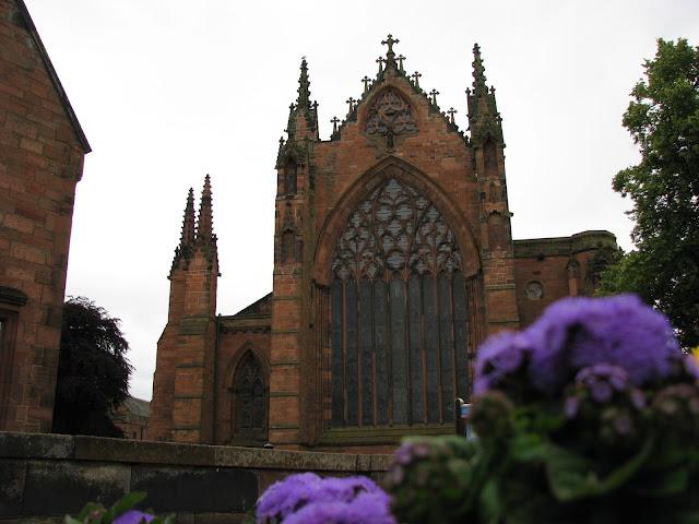 Catedral de Carlisle