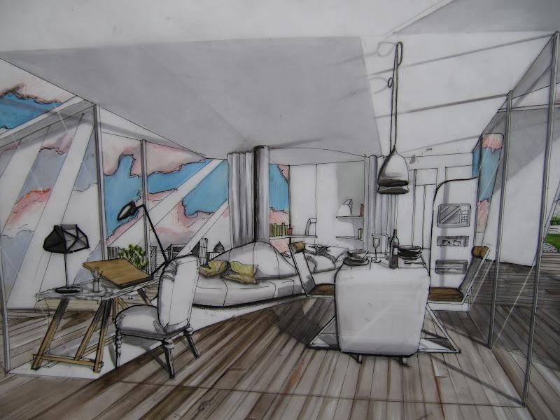 perspective ifat cole sup rieure en architecture int rieure certificat d 39 cole architecte. Black Bedroom Furniture Sets. Home Design Ideas