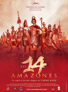 Thập Tứ Nữ Anh Hào - The 14 Amazons poster