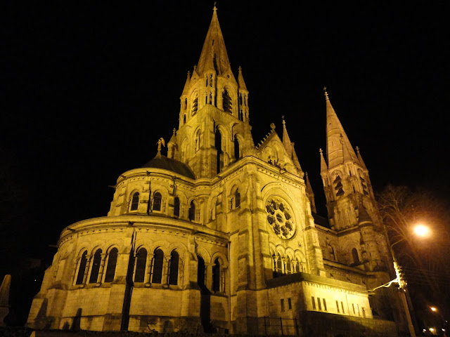 St Fin Barres Cathedral