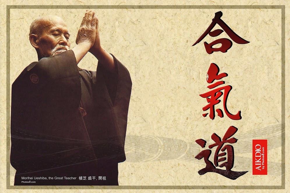 Aikido-Tìm hiểu về khí công