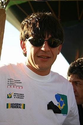 Balonismo em Rio Claro: O campeão do Ibero-Americano de Balonismo 2012.