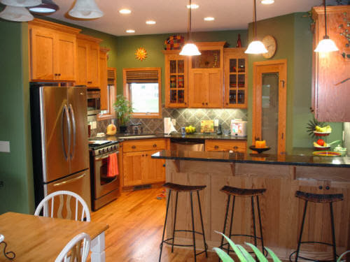Athenadecoatingideas a topnotch site for Different kitchen colors