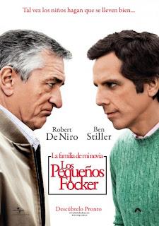 Los Pequeños Fockers audio latino