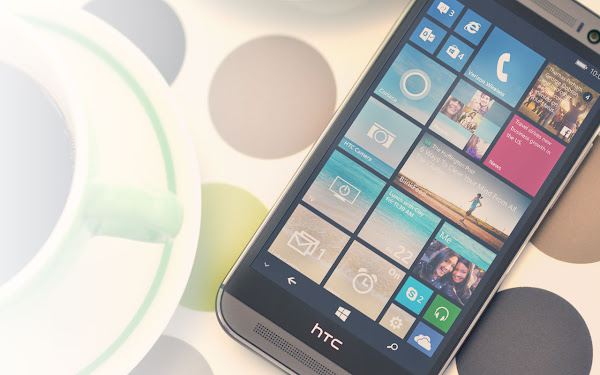 HTC One M8 for Windows officially announced