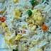 Indo-Chinese Egg Fried Rice