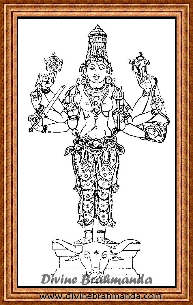 Soundarya Lahari Sloka, Yantra & Goddess For Supremacy Over Others - 77