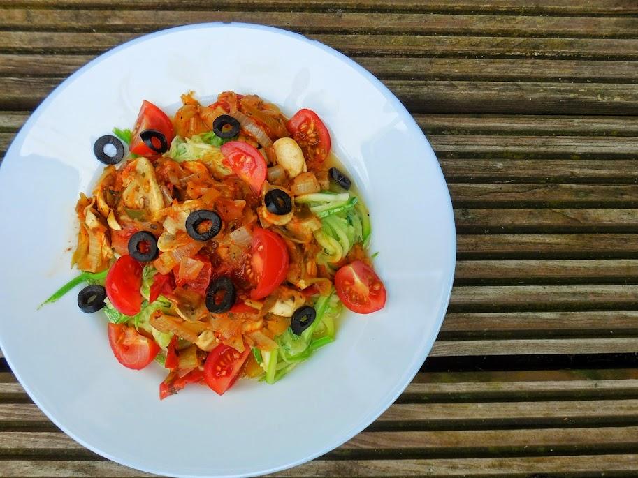 Paleo Pasta by Welcome to Mommyhood #paleo, #vegan