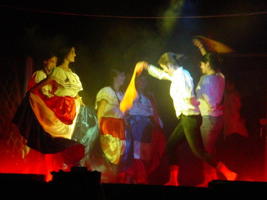 80 Jahre Schönstatt-Mädchenjugend MJF: eine rauschende Geburtstagsparty wird gefeiert. (Foto: Movimiento Schoenstatt de Madrid)