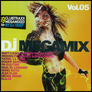 CD DJ Megamix Vol.5 (2012)