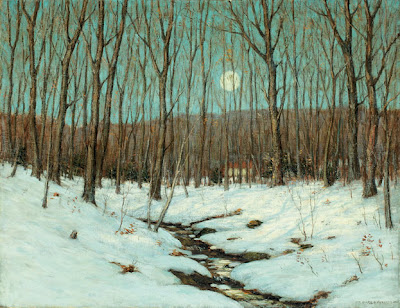 Clark Voorhees - Winter Moonrise