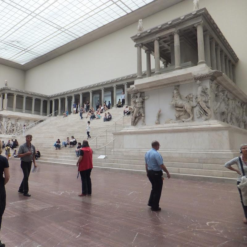 Museo de Pérgamo, Berlín, Elisa N, Blog de Viajes, Lifestyle, Travel
