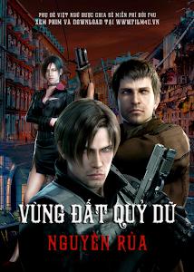 Vùng Đất Quỷ Dữ: Nguyền Rủa - Resident Evil: Damnation poster