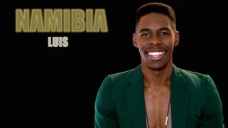 Luis - Namibia
