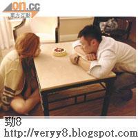 相信餘文樂與吳雨霏必定有個浪漫的白色情人節。(資料圖片)