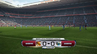 Fox Soccer EPL Scoreboard - PES 2012