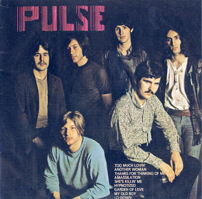 the Pulse ~ 1969 ~ Pulse