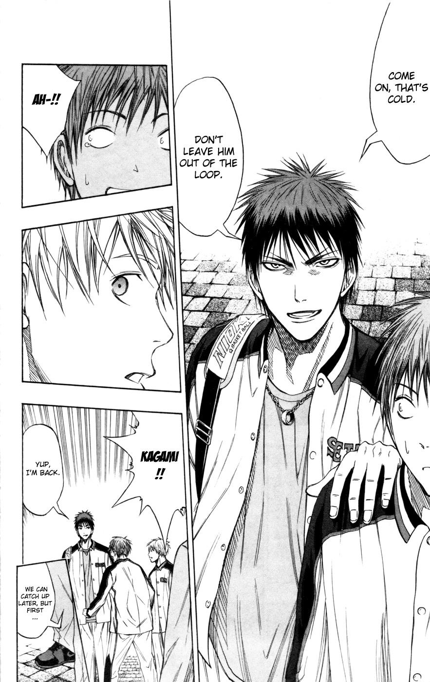 Kuroko no Basket Manga Chapter 113 - Image 13