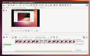 Advene in Ubuntu Linux