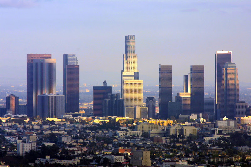 Лос-Анджелес.