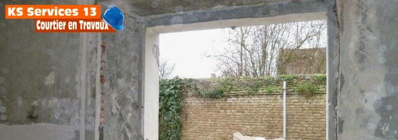 Ks Services  Prix Ouverture Mur Porteur Bouches Du Rhne