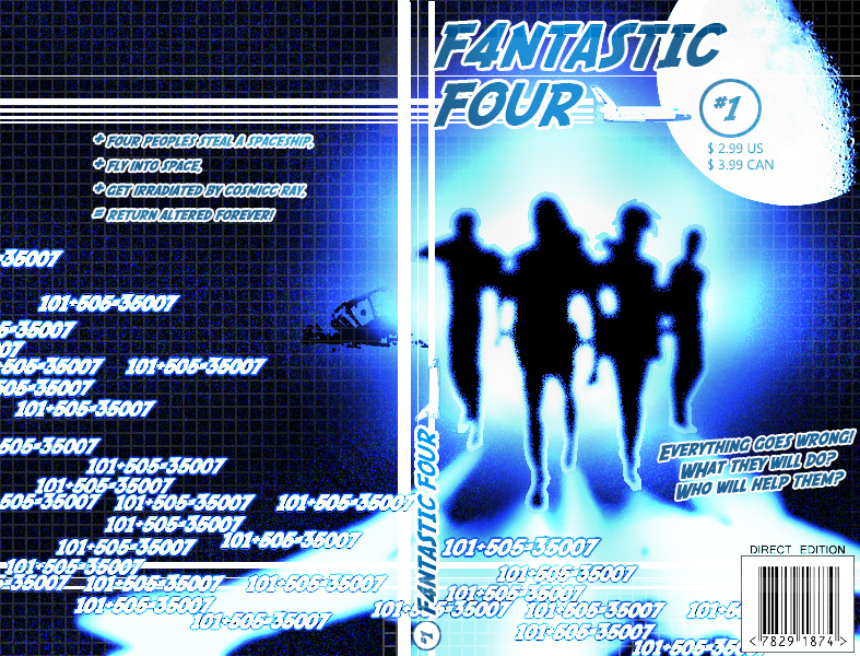F4ntastic Four