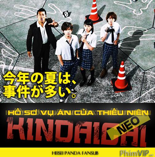 Thám Tử Thiếu Niên Kindaichi - Kindaichi Shounen No Jikenbo Neo poster