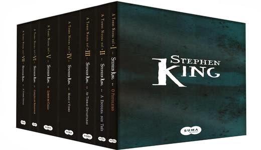 Coleção A Torre Negra (8 Livros) Stephen King – PDF ~ epub ~ mobi