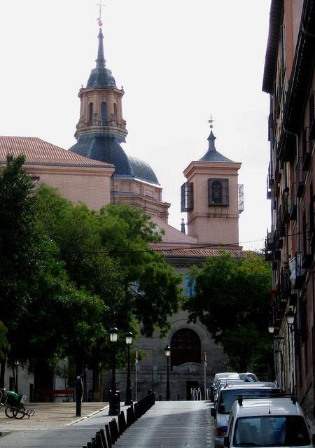 La Capilla Del Obispo Viendo Madrid