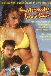 Barbara Crampton y kathleen kinmont fraternidad vacaciones