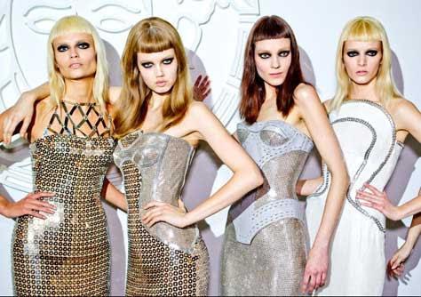 Versace, lujo