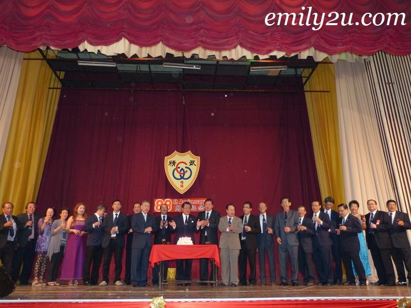 Ipoh Chin Woo anniversary celebration