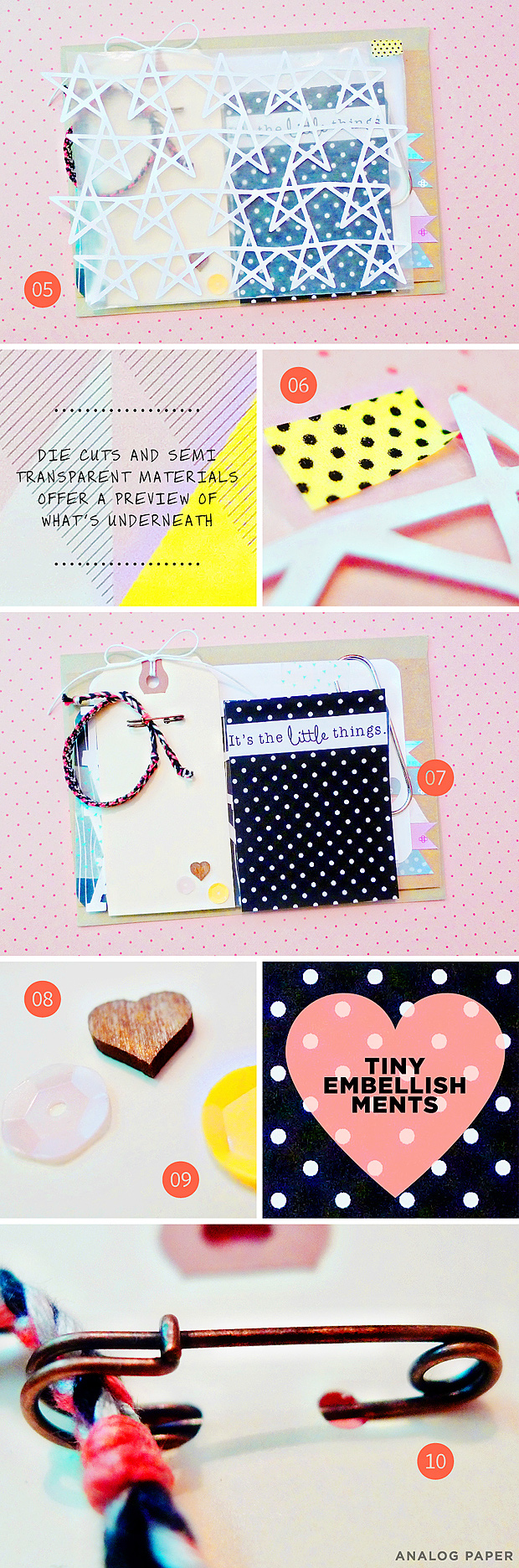 DIY // Snail Mail // Create a Mini Craft Kit