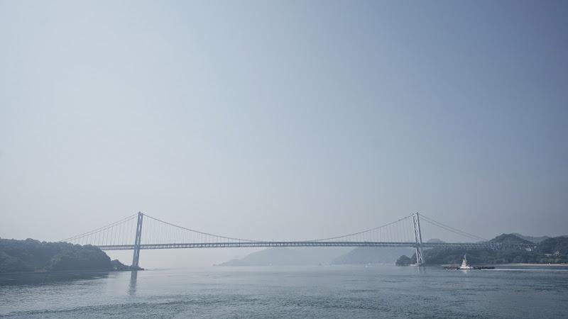 しまなみ海道 因島大橋 写真1