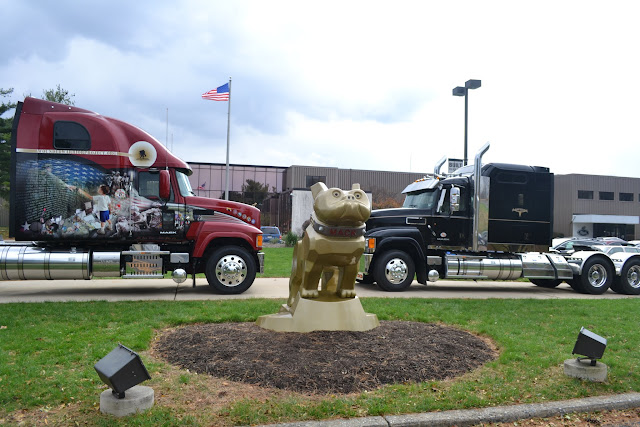 Музей Мэков, Аллентаун, Пенсильвания (Mack Trucks Historical Museum, Allentown, PA)