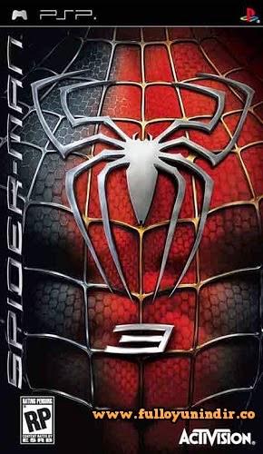 Spider-Man 3 PSP