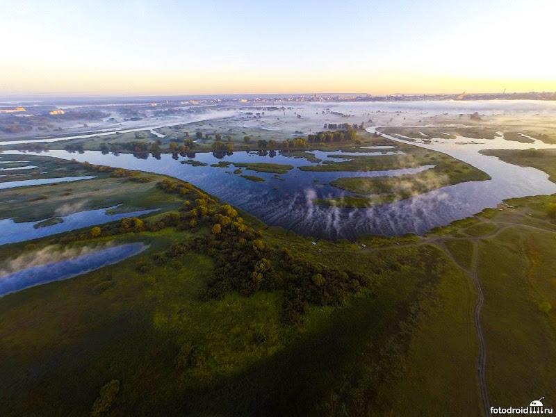 Озеро Гатное: